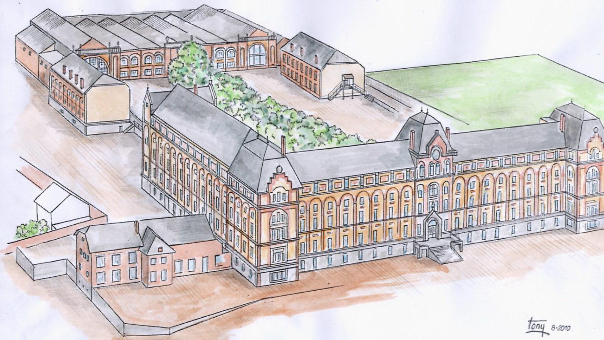 Ecole d'Arts et Métiers d'Erquelinnes