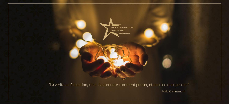 Ecole d'Arts et Métiers d'Erquelinnes - Une ecole du réseau lasallien